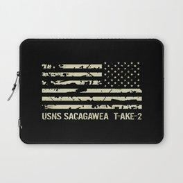 USNS Sacagawea Laptop Sleeve