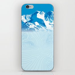 Mt. Alyeska Alaska iPhone Skin