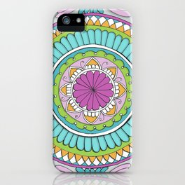 Happy Sunshine iPhone Case