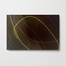 Motion afterimages #1 Metal Print