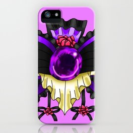 Materia Bow #5 - Independent Materia iPhone Case