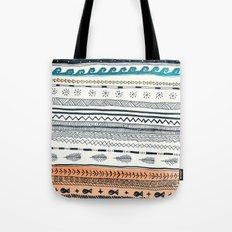 Beach Aztec Tote Bag