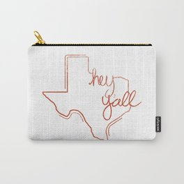 hey y'all Carry-All Pouch