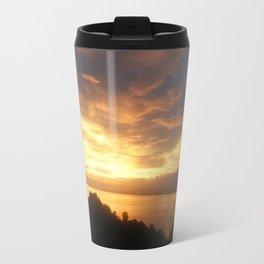 Costa Rican Sunset Travel Mug