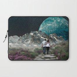 Moon Walk Laptop Sleeve
