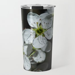 Blackthorn Blossom Travel Mug