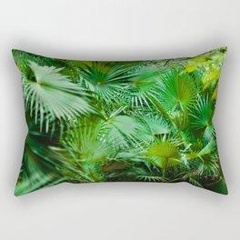 P A L M S Rectangular Pillow