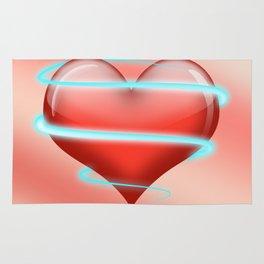 Heartbeat Rug