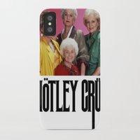 golden girls iPhone & iPod Cases featuring Golden Girls! Girls! Girls! by hellosailortees