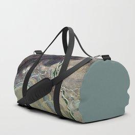 Grand Canyon bird's eye view #3 Duffle Bag