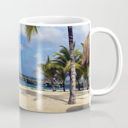 Pathway to Paradise Coffee Mug