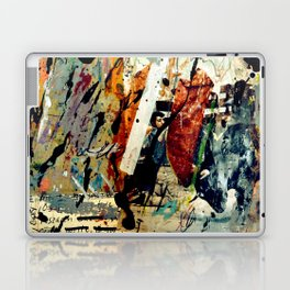 Bull Horns and Bull Headed Men Laptop & iPad Skin