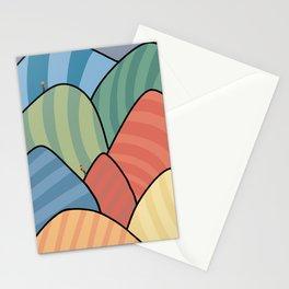 tiny adventurers Stationery Cards