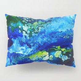 Ocean Foam Pillow Sham