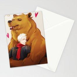 APH: 2pBear hug Stationery Cards