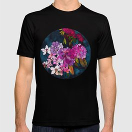Purple Globes of Rhododendron  T-shirt