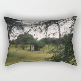 rain Rectangular Pillow