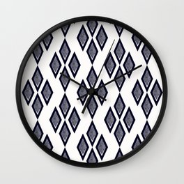 Black and white classic. Wall Clock