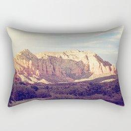 Sunset Over Sedona Rectangular Pillow