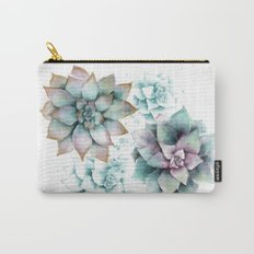 Succulents light Carry-All Pouch