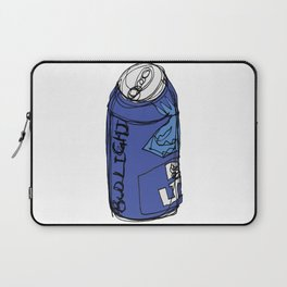 Bud Light Can Laptop Sleeve