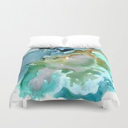 By The Shore Duvet Cover