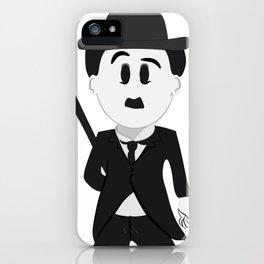 Charles Chaplin iPhone Case