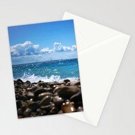 Lake Michigan and the Mackinaw Bride Stationery Cards