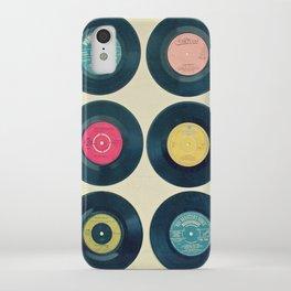 Vinyl Collection iPhone Case