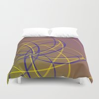 fifth harmony Duvet Covers featuring Harmony by ShaylahLeigh