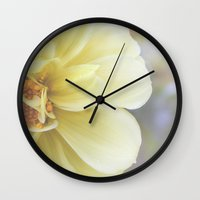 georgia Wall Clocks featuring Georgia by Mark Spence