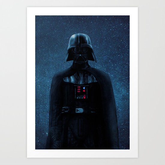 Empire (colour option) Art Print