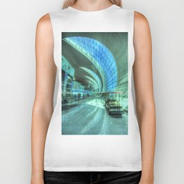Dubai International Airport Biker Tank