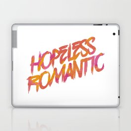 Hopeless Romantic Laptop & iPad Skin