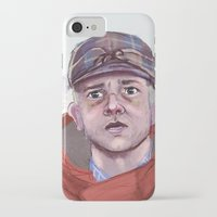 fargo iPhone & iPod Cases featuring Lester - Fargo by Charlotte Foley