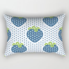 Blackberry Rectangular Pillow