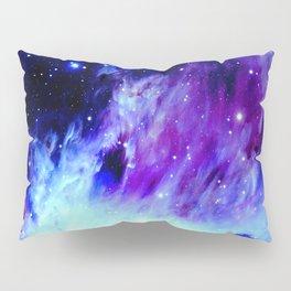 NebUla. Purple Blue Pillow Sham