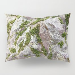 Vibrations, Glacier National Park Pillow Sham