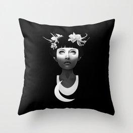 Hyperdusk Throw Pillow