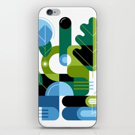 Biology iPhone Skin