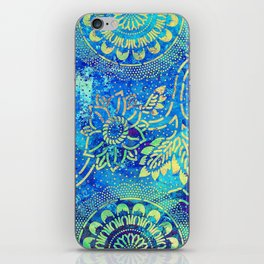 Boheme Lagon iPhone Skin