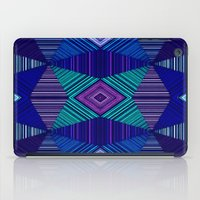 tapestry iPad Cases featuring Tapestry  by Truly Juel
