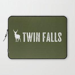 Deer: Twin Falls, Idaho Laptop Sleeve