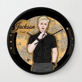 Jackson -Got7- Wall Clock