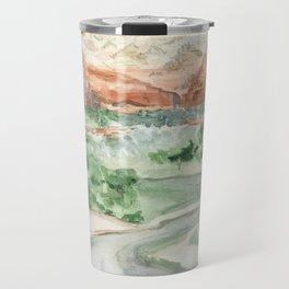 Warmth of Zion Travel Mug