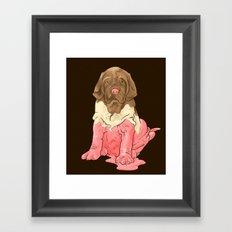 Neapolitan Mastiff Framed Art Print