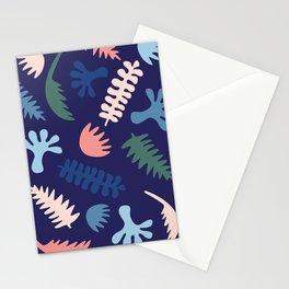 Modern Native Plants Stationery Cards