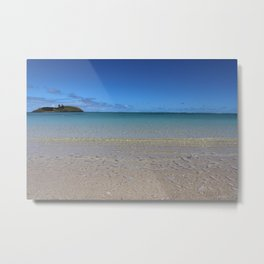 Crystal Clear LHI Metal Print