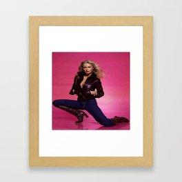 Cheryl Ladd Framed Art Print