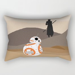 The Force is Here Rectangular Pillow